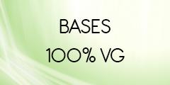 Base 100 % VG  pour e-liquide DIY