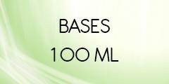 Base neutre ou nicotinée en 100 ml