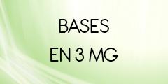 Base nicotine 3 mg