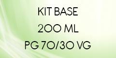 Kit base 200 ML 70/30