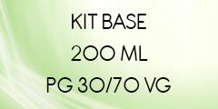 Kit base 200 ML 30/70