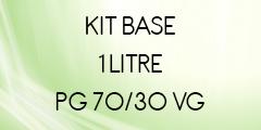 Kit base 1 litre 70/30