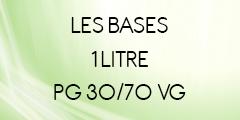 Base 1 litre 30/70 pour DIY