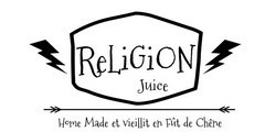 E-liquides Religion Juice