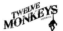 E-liquide twelve monkeys