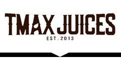 E-liquide Tmax Juice