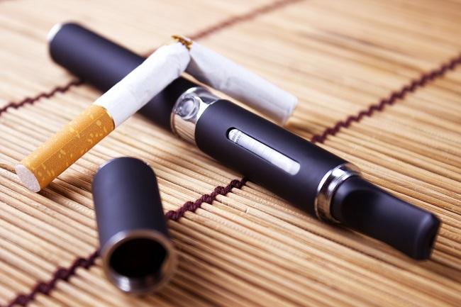 vapotage ou cigarette