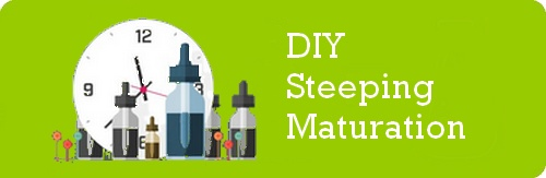Maturation d'un e-liquide DIY : comment steeper un e-liquide ?
