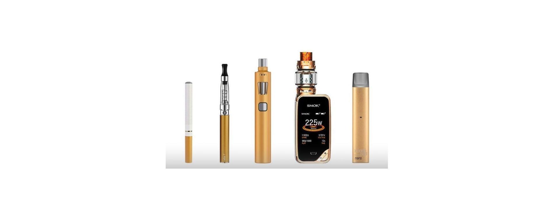 Quel format choisir pour ma cigarette électronique ?